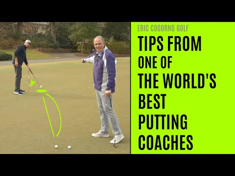 GOLF: Tips From One Of The World's Best Putting Coaches