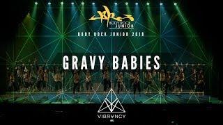 [1st Place] GRaVy Babies   Body Rock Junior 2018 [@VIBRVNCY 4K]