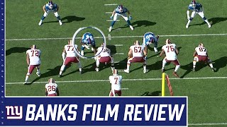 Breaking Down the Key Plays in Giants Big Win Over the Redskins