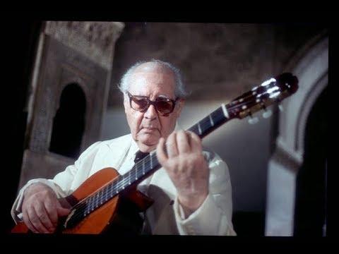 Andrés Segovia  -  Concert at the Alhambra  ( 1976 )