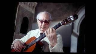 Andrés Segovia  -  Concert at the Alhambra  ( 1976 )