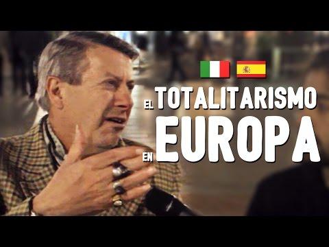 TOTALITARISMO en Europa