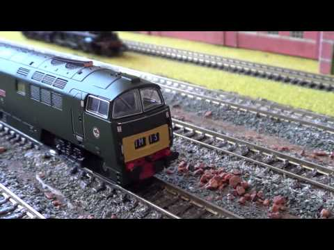 Class 52, Western Sovereign Diesel.