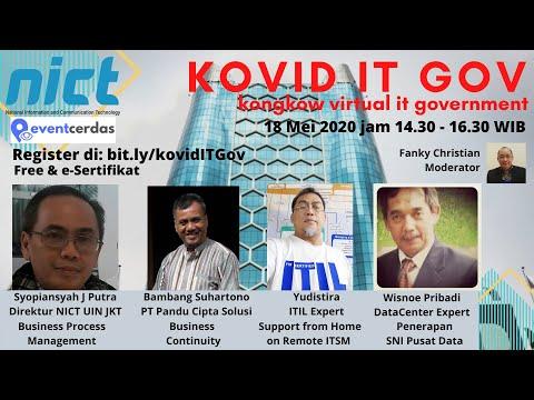 KOVID IT GOVERNMENT 18 MEI 2020