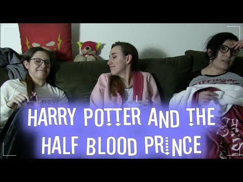 Movie Night: Harry Potter And The Half Blood Prince