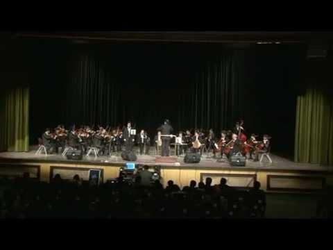 Orchestra Philharmonic Mukiryan.Conductor & Composer.kaveh faghihzadeh