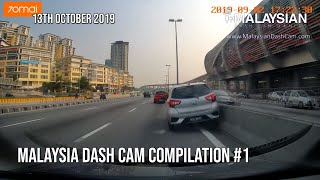 Malaysia Dash Cam Short Video Compilation #1   Malaysian Dash Cam Owners
