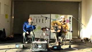 2012年2月19日のライブ。