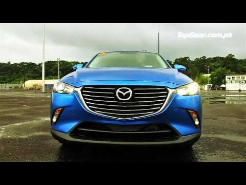Our first impressions of the Mazda CX 3