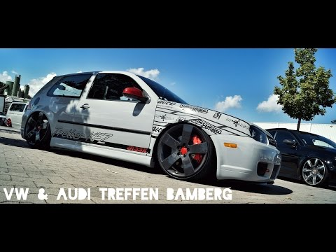10. VW & Audi Treffen Bamberg 2016 | Aftermovie | Tuning for Life
