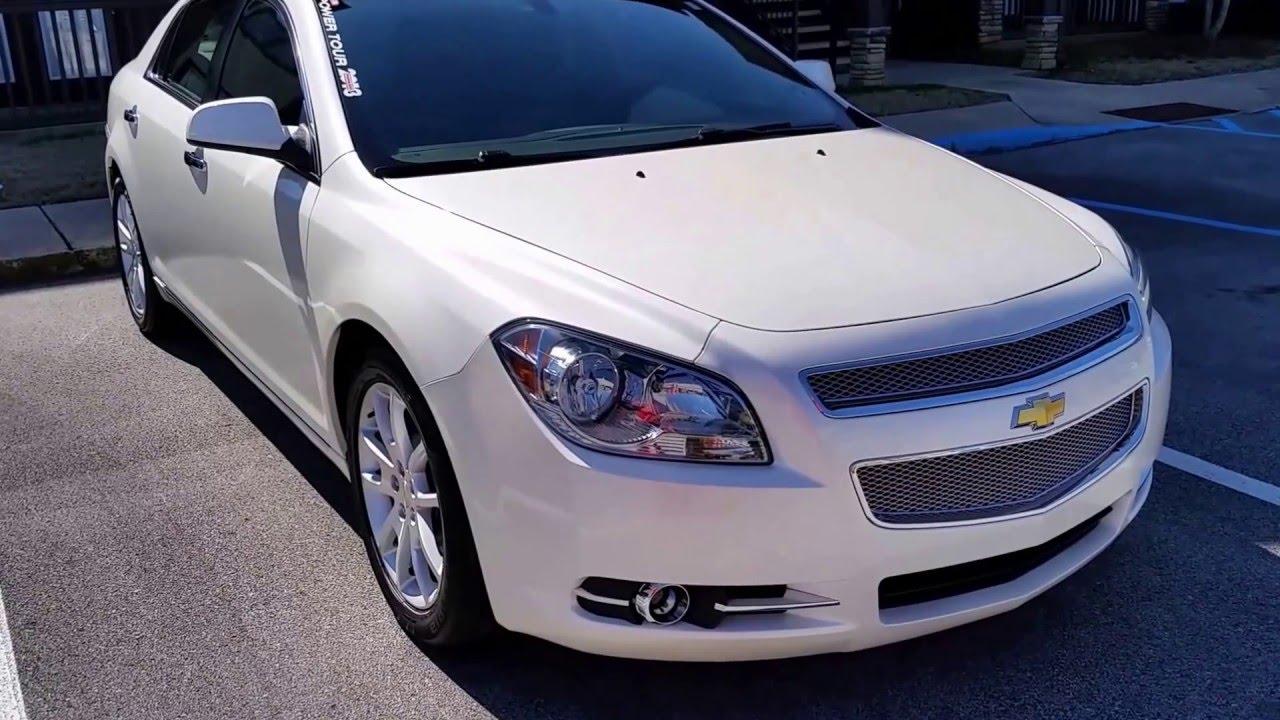 How To Clay Bar >> 2011 Chevrolet Malibu LTZ - YouTube