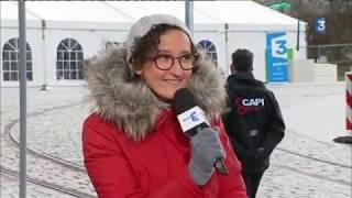 Emission spéciale sur le TRAM BALE-ST LOUIS sur France 3 Alsace le samedi 9 décembre 2017