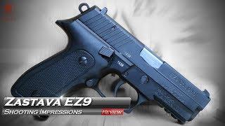 Improved Sig: Zastava EZ9 Shooting Impressions