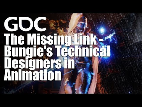 The Missing Link - Bungie's Technical Designers in Animation