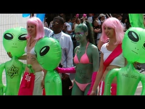 New Religion Says Aliens Coming To Canada