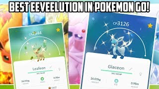 The Best Eeveelution In Pokemon Go!