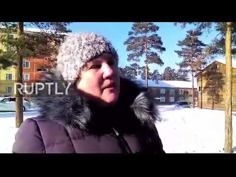 Russia: School employee recounts student reports of axe, firebomb attack