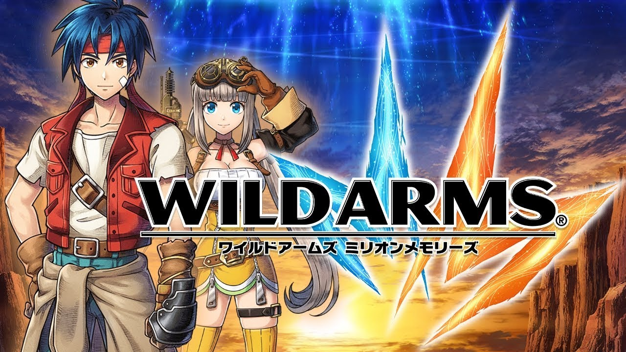 Image result for Wild Arms: Million Memories