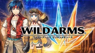 Wild Arms: Million Memories (JP) - Official game trailer