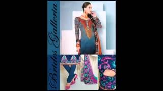 designer dress material Thumbnail