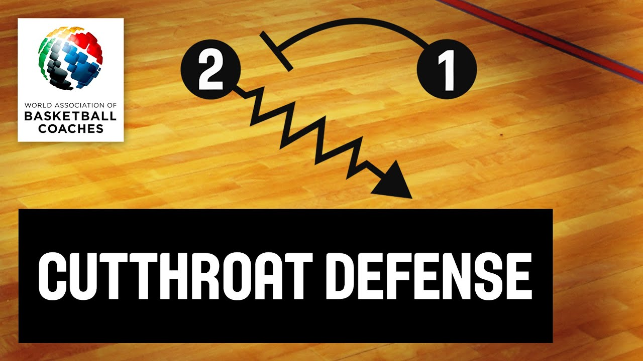basketball guard how to cut through defence