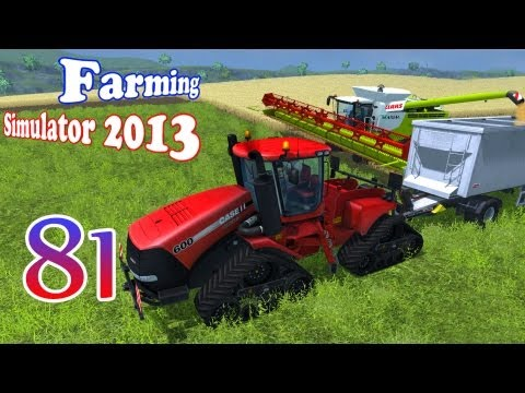 Farming Simulator 2013 ч81 - Комбайн Claas Lexion