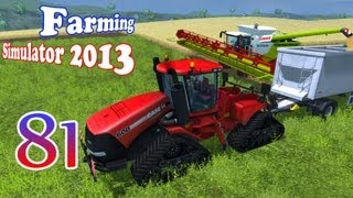 Farming Simulator 2013 ч81 - Комбайн Claas Lexion(, 2013-08-13T07:30:01.000Z)