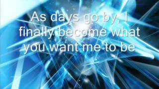"Chris Daughtry- ""What I Want"" Lyrics"