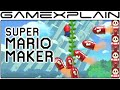 Super Mario Maker - Funky Ivy Athletics (Direct Feed - SDCC)