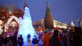 видео Масленица-2017 в Москве. Куда сходить