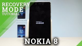 How to Enter Recovery Mode in NOKIA 8 - Quit Recovery System |HardReset.info
