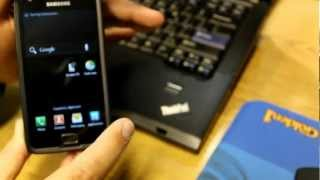 How to take ScreenShot on Samsung i9100 Android 4.0 Ice cream Sandwich xxlpq