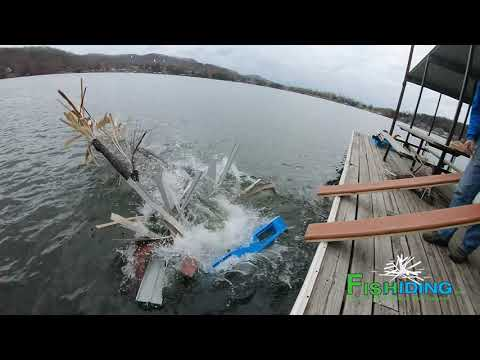 The Science Behind Fishiding Artificial Fish Habitat: (Part 9 Of 10)