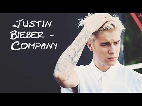 Justin Bieber - Company. Guitar Karaoke w/ lyrics