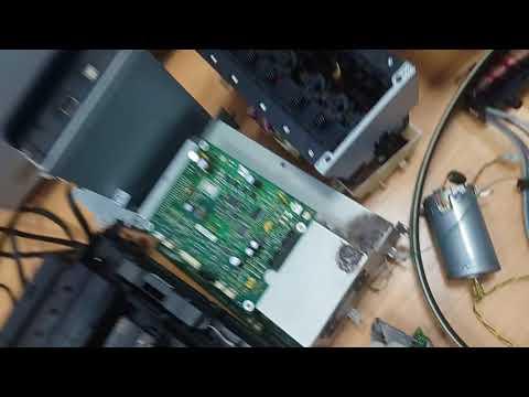 Детальный разбор плоттера HP DesignJet T 610