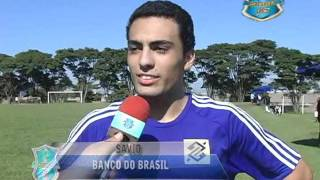 BANCARIOS  SANTANDER  X  BANCO DO BRASIL   13   05  2017