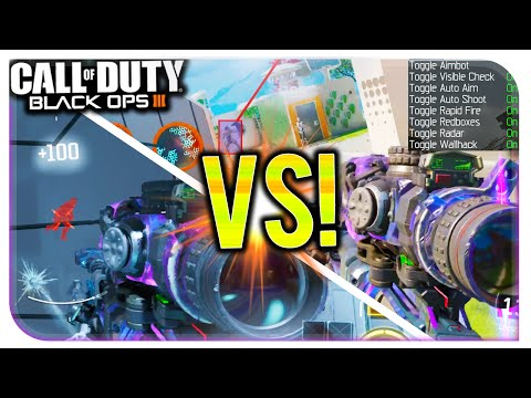 THE #1 BEST SPAWNTRAP 1v1er VS HACKER!! (Black Ops 3)