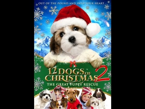The 12 Dogs of Christmas 2  Trailer 2013