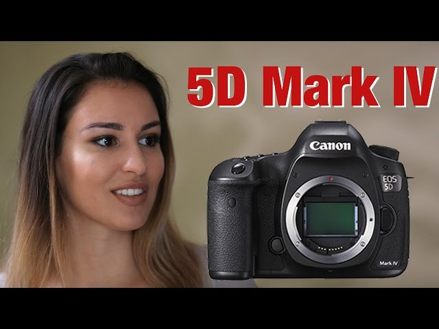 Canon EOS 5D Mark IV review by Matt Granger, and why he ditches Sony
