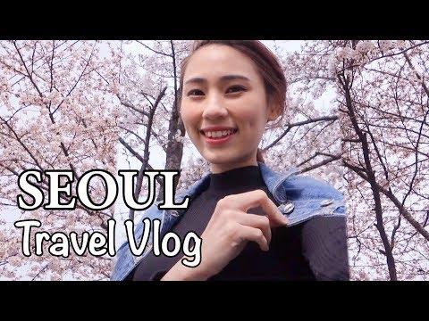 SEOUL TRAVEL VLOG x Dior | Spring season | Alicia Tan