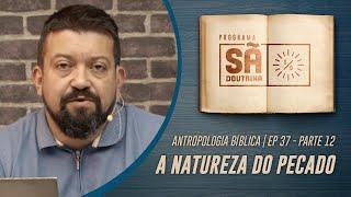 Antropologia Bíblica | A natureza do pecado | Parte XII | Sã Doutrina