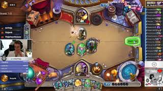 Thijs rises in legend with Mind Control Medivh Priest (Journey to Un'goro
