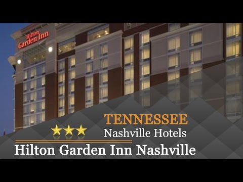 Hilton Garden Inn Nashville Vanderbilt - Nashville Hotels, Tennessee