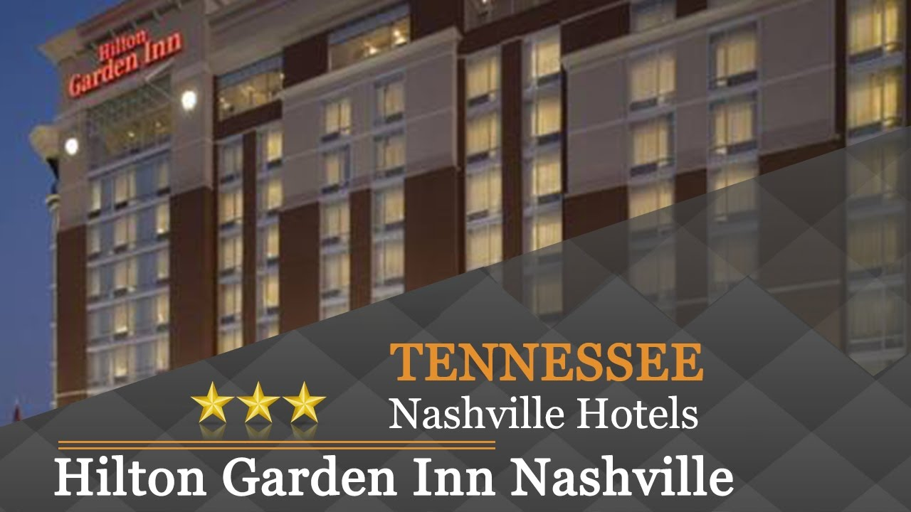 Hilton Garden Inn Nashville Vanderbilt   Nashville Hotels, Tennessee