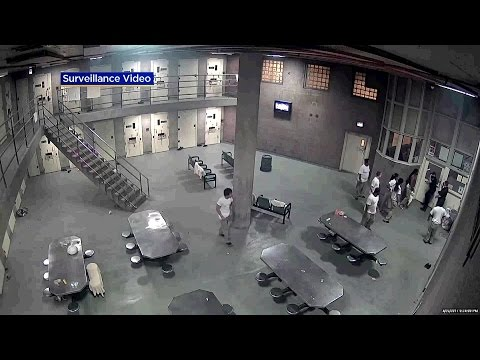 Cook County Guards Attacked By Inmates