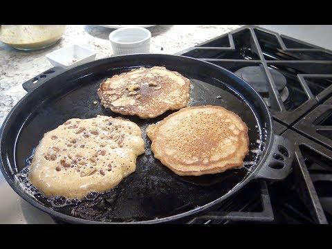 Einkorn Pancakes, Delicious