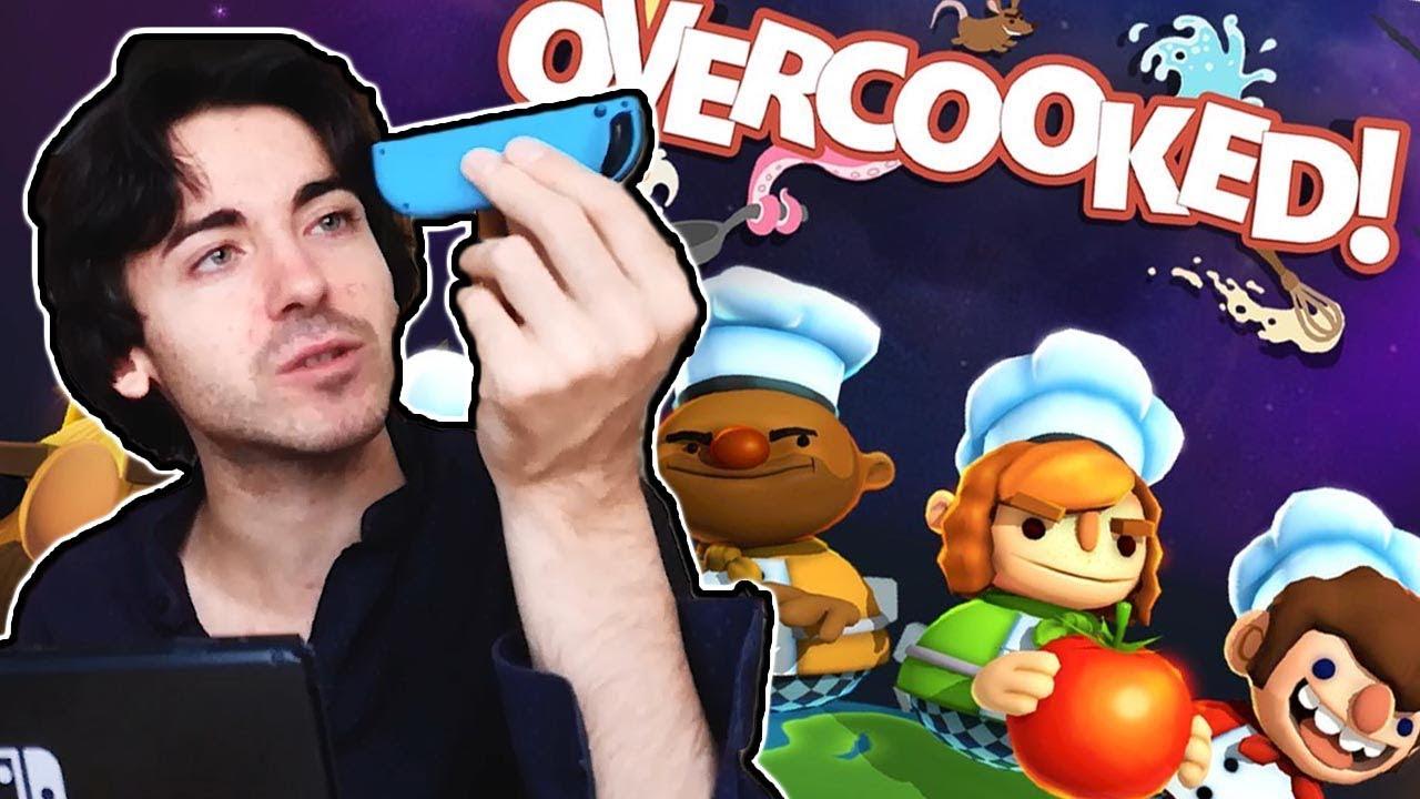 Un Buen Juego Multijugador Para Nintendo Switch Overcooked Youtube