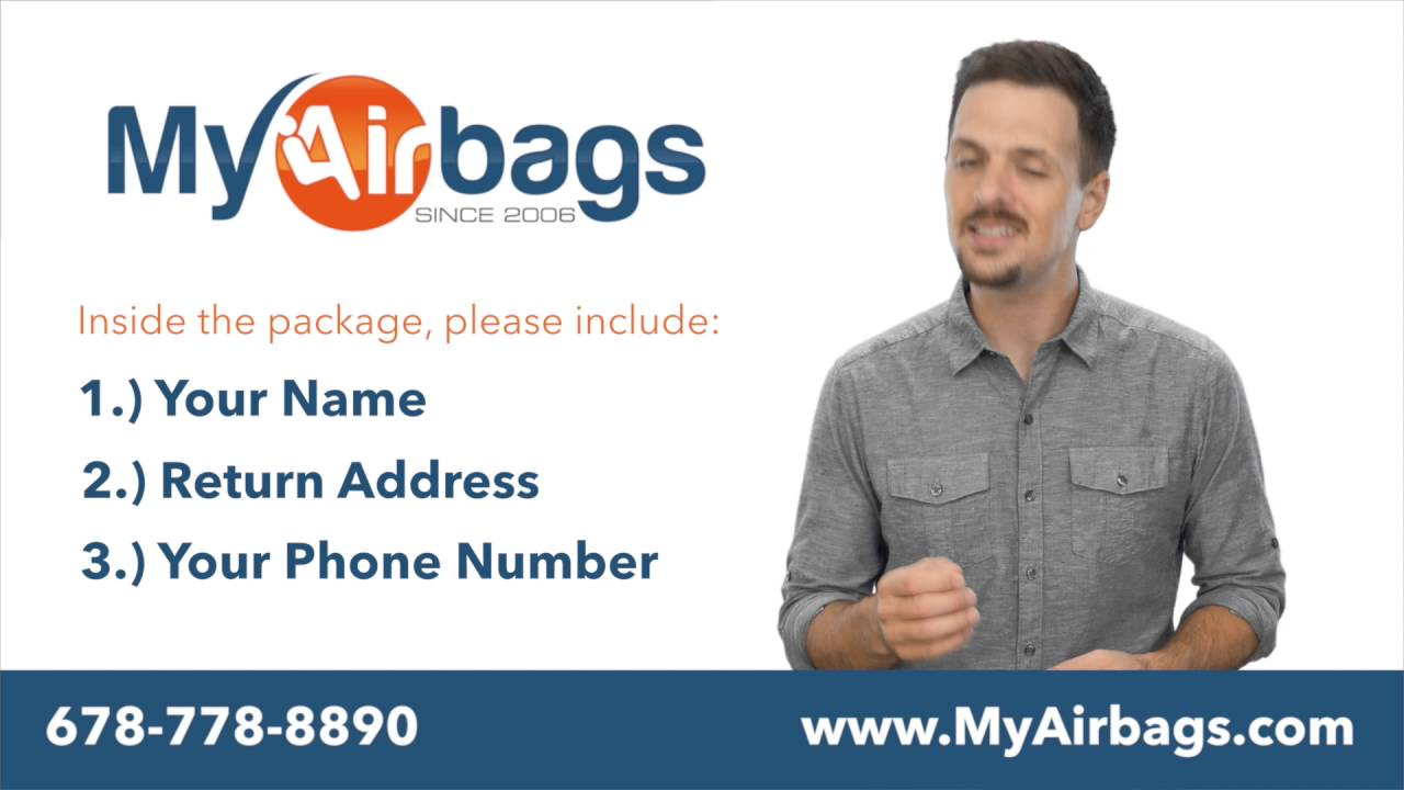 Myairbags Repair Service How It