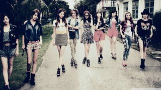Gambar cover Girls' Generation (소녀시대) - Motorcycle (MV) | Gomes Generation