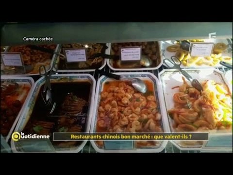 Restaurants Chinois Bon Marché Que Valent Ils La Quotidienne